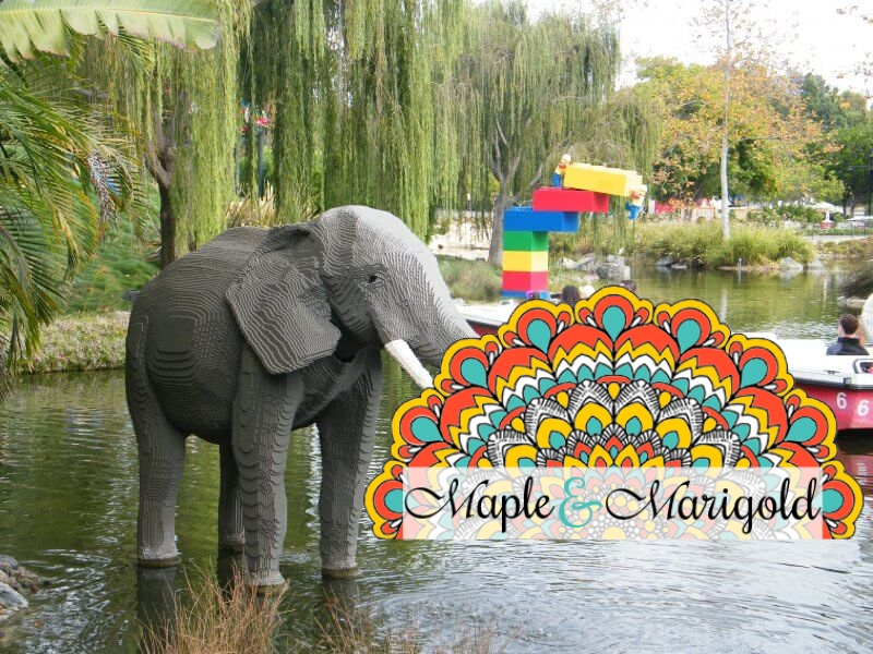 Legoland vs Disneyland | Best of California Sights | Maple and Marigold