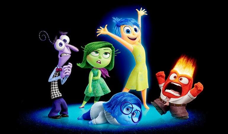 Inside Out Movie #Review