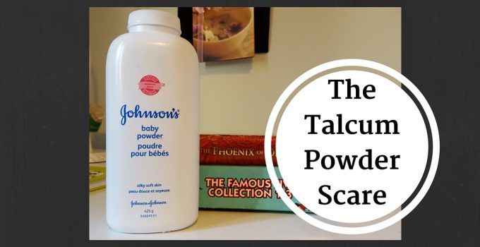 Talcum Powder Cancer scare | Health and Wellness | Maple and Marigold