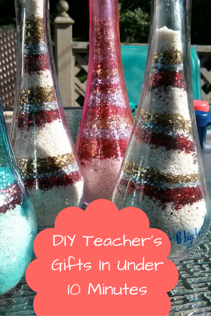 DIY Teacher's Gifts In Under 10 Minutes | Kids Activities | Kids craft ideas