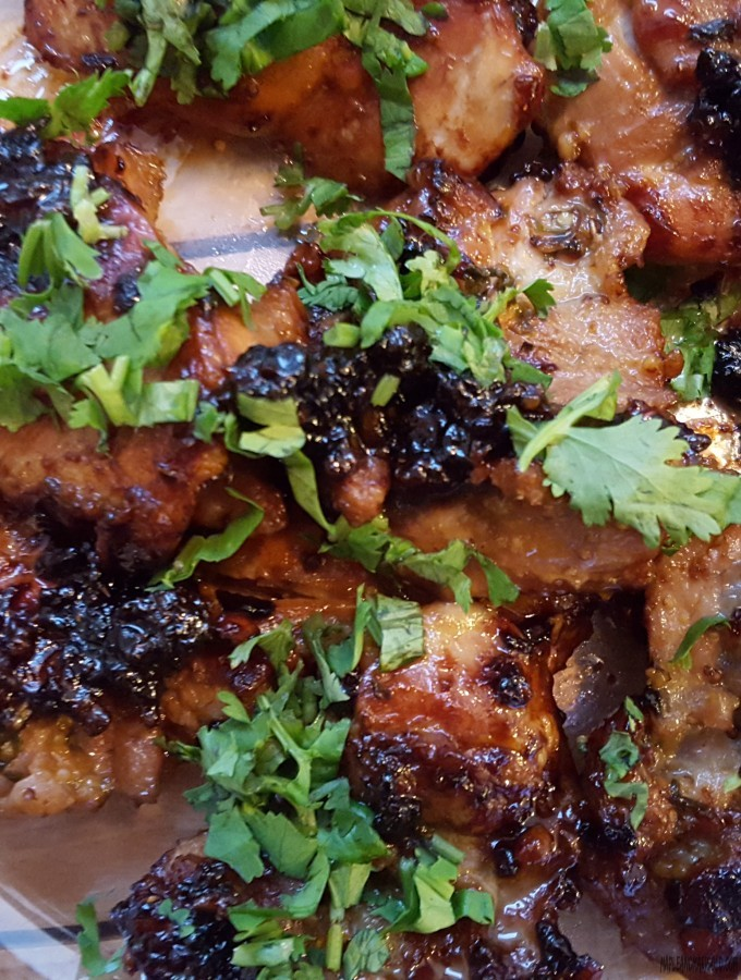 The Only Grilled Chicken Recipe You Will Ever Need | Ultimate Orange Chicken | MapleandMarigold.com