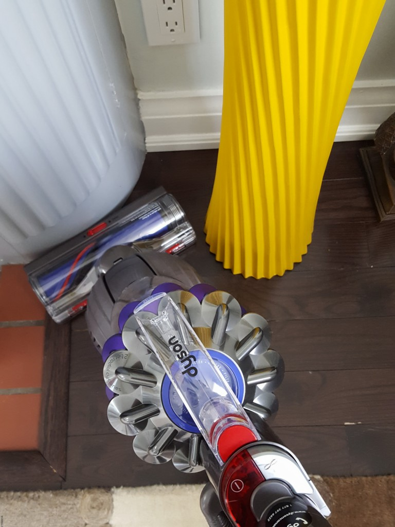 Why I Was Shocked Cleaning My Home| Dyson Small Ball Review | MapleandMarigold.com