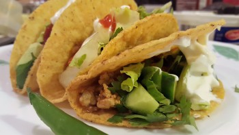 Mexican Chicken Taco Recipe – Arriba!