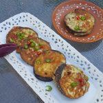 Gluten-Free & Crispy Eggplant Fritters