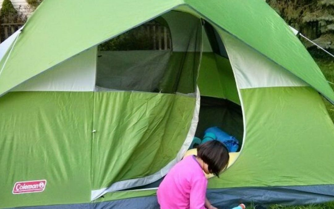 Under The Stars – Essentials Of Backyard Camping
