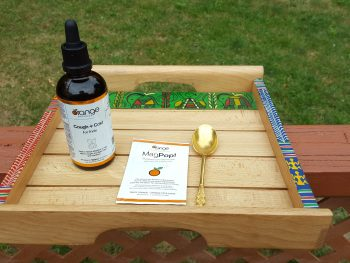 MapleandMarigold.com - Orange Naturals Ambassador
