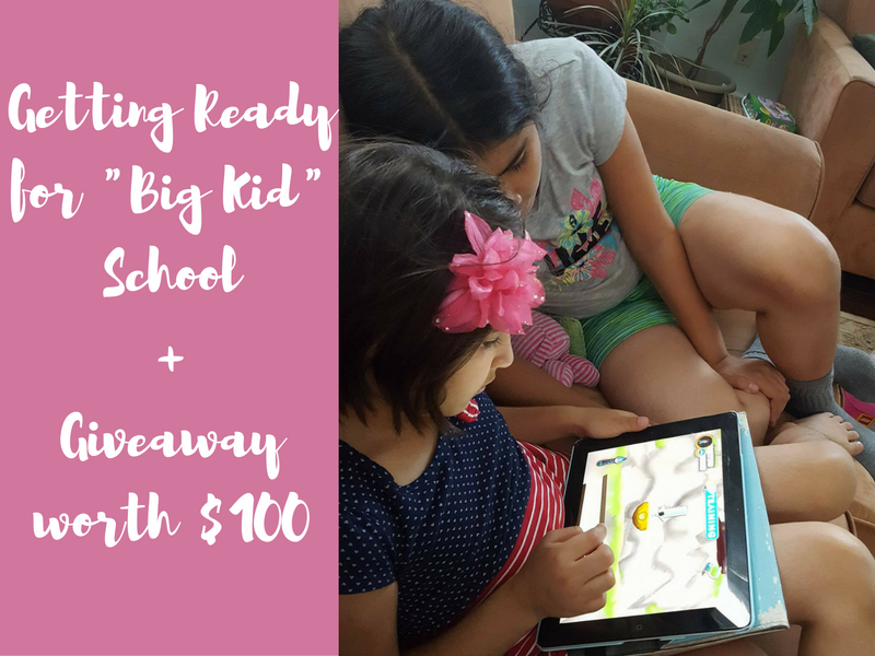 Reading strategies for big girl school | back to school tips | Ooka Island $100 giveaway