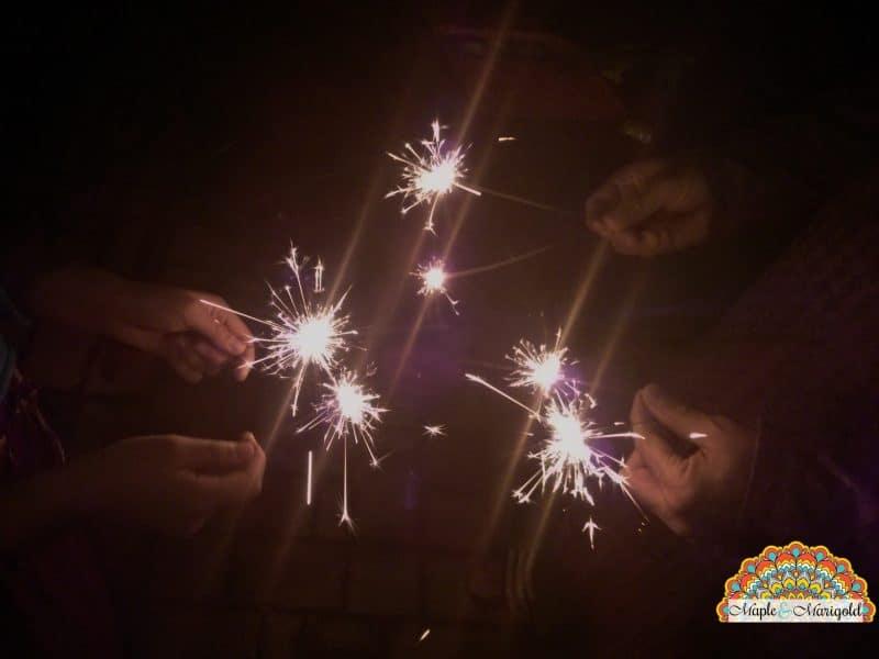 Celebrating Diwali | #MyDiwaliStory | Maple and Marigold