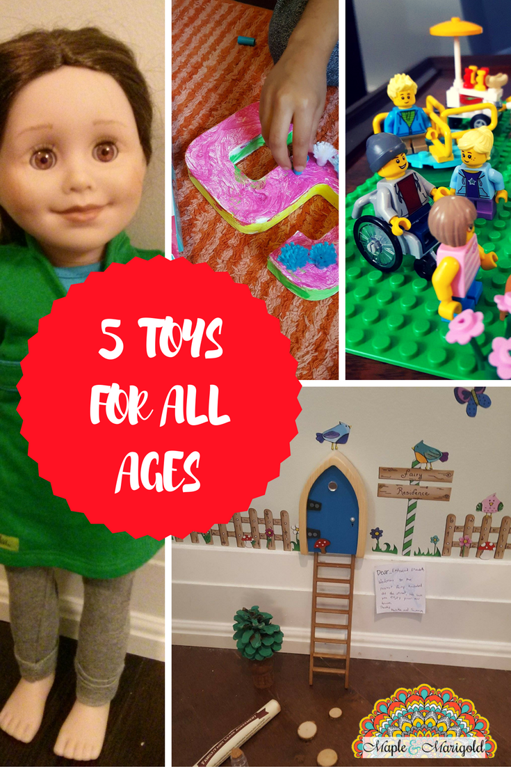 5 Best Toys For All Ages   Christmas SHopping   Toys I want for my kids   Maple and Marigold