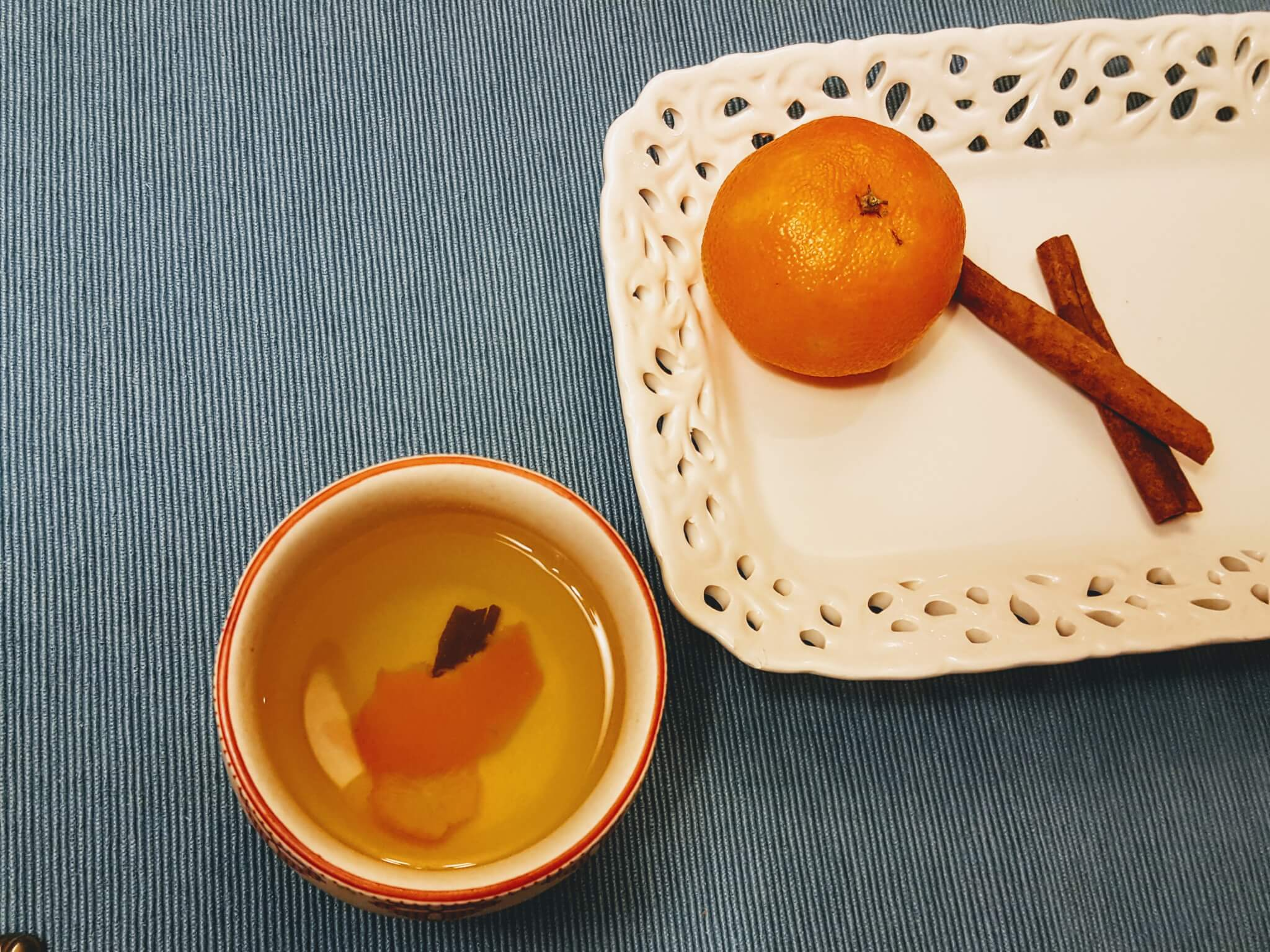 Phlegm -busting Orange Peel Tea Recipe | Natural Remedies | Healthy Living | Cold and flu remedies