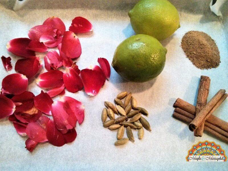 DIY Flavoured Sugar | Edible Gifts | Baking Hacks | Holiday Prep | Maple and Marigold
