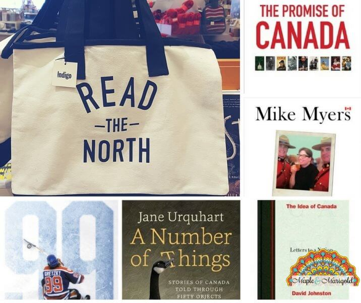 5 Books To Add To Your Canada Reading List | Maple and Marigold