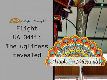 United Airlines UA 3411 - the ugliness revealed | Why overbooking wasn't the problem