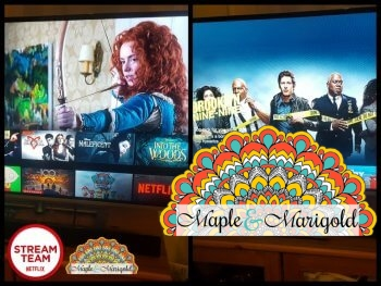 Taking on tough conversations with your tween | Media Habits for tweens | TV shows for tweens | Maple and Marigold