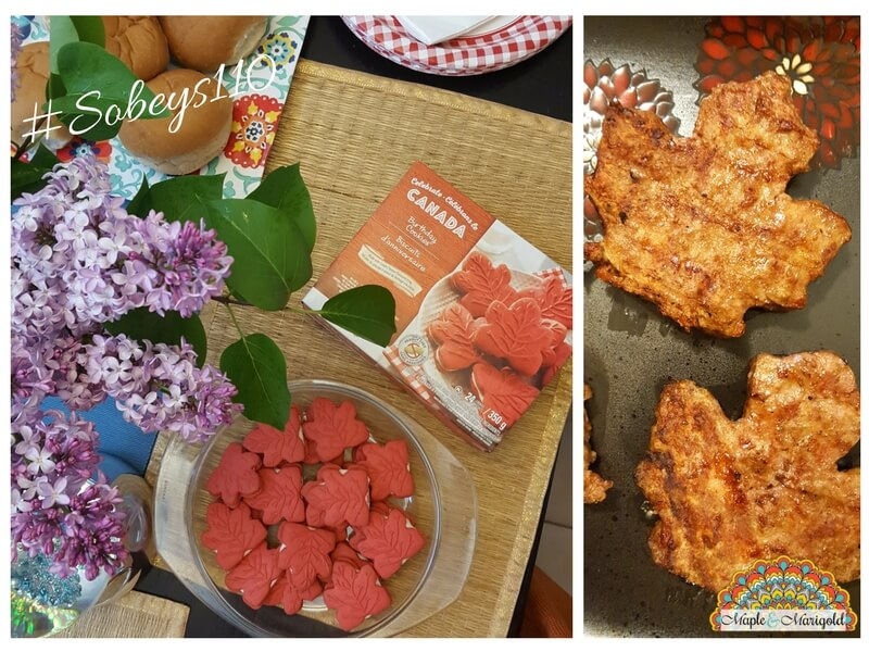 Celebrate Summer with Sobeys #Canada 150 #Sobeys110 | Sponsored | Summer on the grill | BBQ | Maple and Marigold