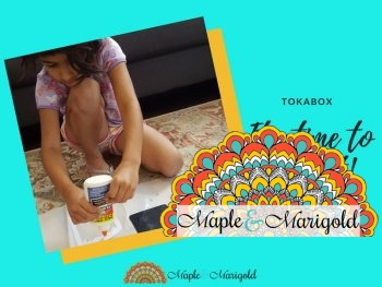 Toka Box - A subscription box with a difference | South Asian Culture | Maple and Marigold