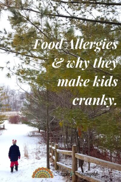 Food Allergies | Kids with Itchy Skin | Maple & Marigold