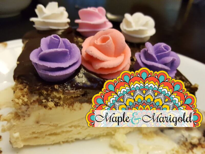 Netflix celebrates birthdays | Maple and Marigold