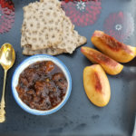Easy-Peasy Peach Chutney