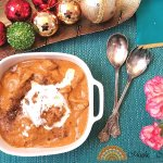 Celebrating New Traditions Around the Table | Turkey Makhani Recipe | Maple and Marigold