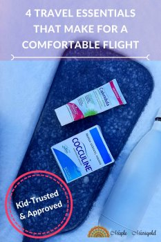 4 Travel Essentials That Make for A Comfortable Flight