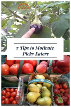 7 Tips to Motivate Picky Eaters