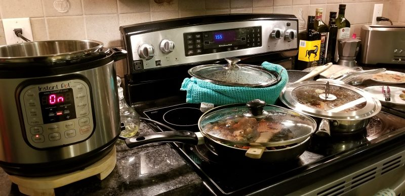 Instant Pot Accessories - Extra Stainless Steel Insert | Maple and Marigold