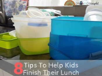 8 Tips to Packing A School Lunch That Your Kids Will Eat | Back to School | Maple and Marigold