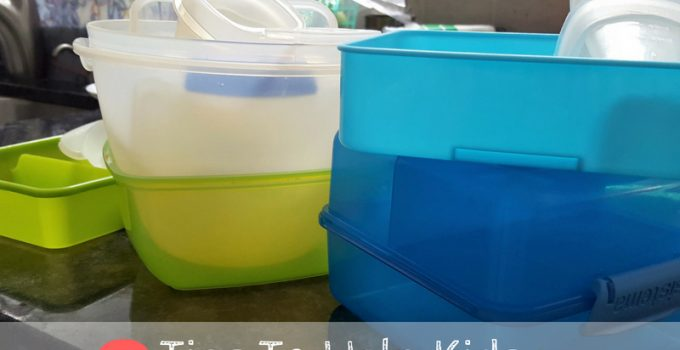 8 Tips To Pack a School Lunch Your Kids Will Actually Eat