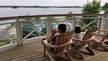 Weekend Trip from Toronto: Relaxing at the Viamede Resort