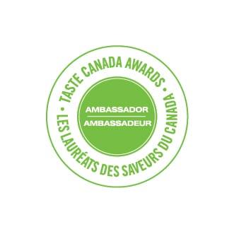 Tast Canada Awards Ambassador