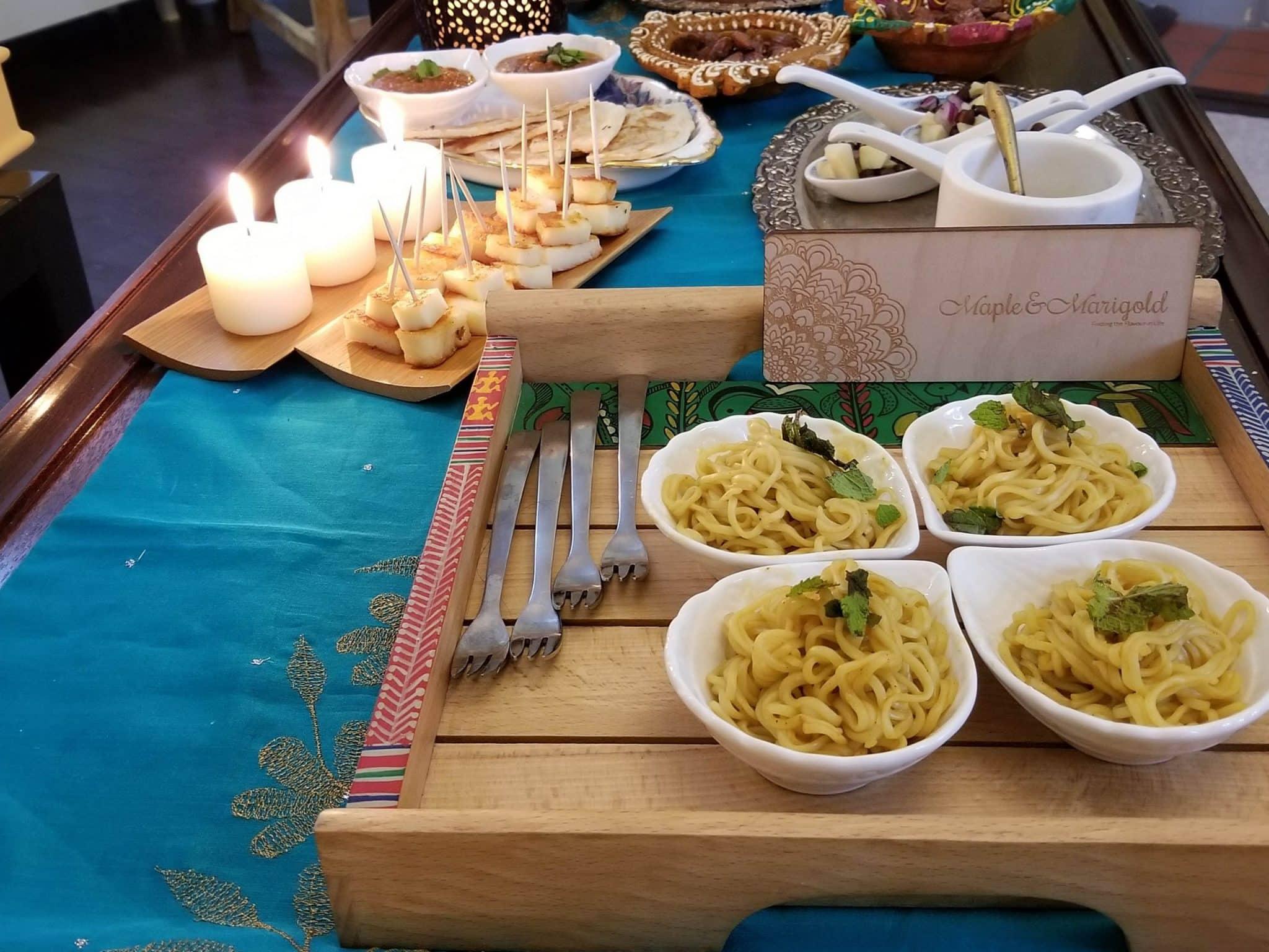 Happy Diwali   Genius Hacks to throw a stress free Diwali Party   Diwali Party Tips   Maple and Marigold