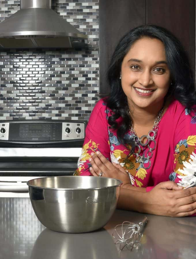 #MyFoodMemory Flavour Profile - Vandana Jain - Star Baker and Finalist of CBC's The Great Canadian Baking Show