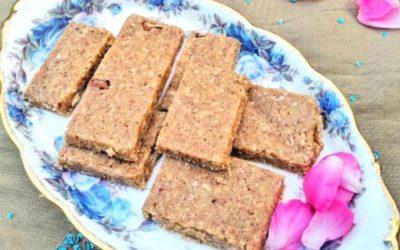 Toasted Coconut and Pecan Burfi: Easy Diwali Sweet