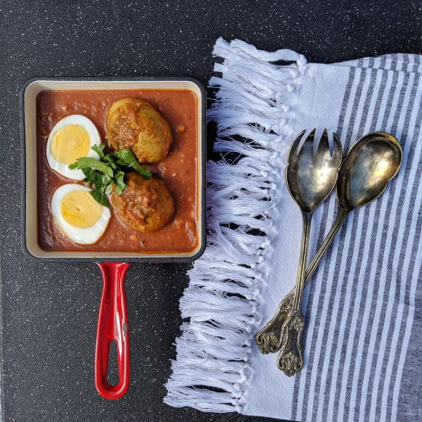 Easy Egg Curry | Weeknight Dinners Made Easy | Maple and Marigold