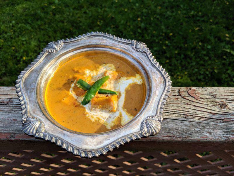 Paneer Makhani Recipe   Indian vegetarian recipe Maple and Marigold.com