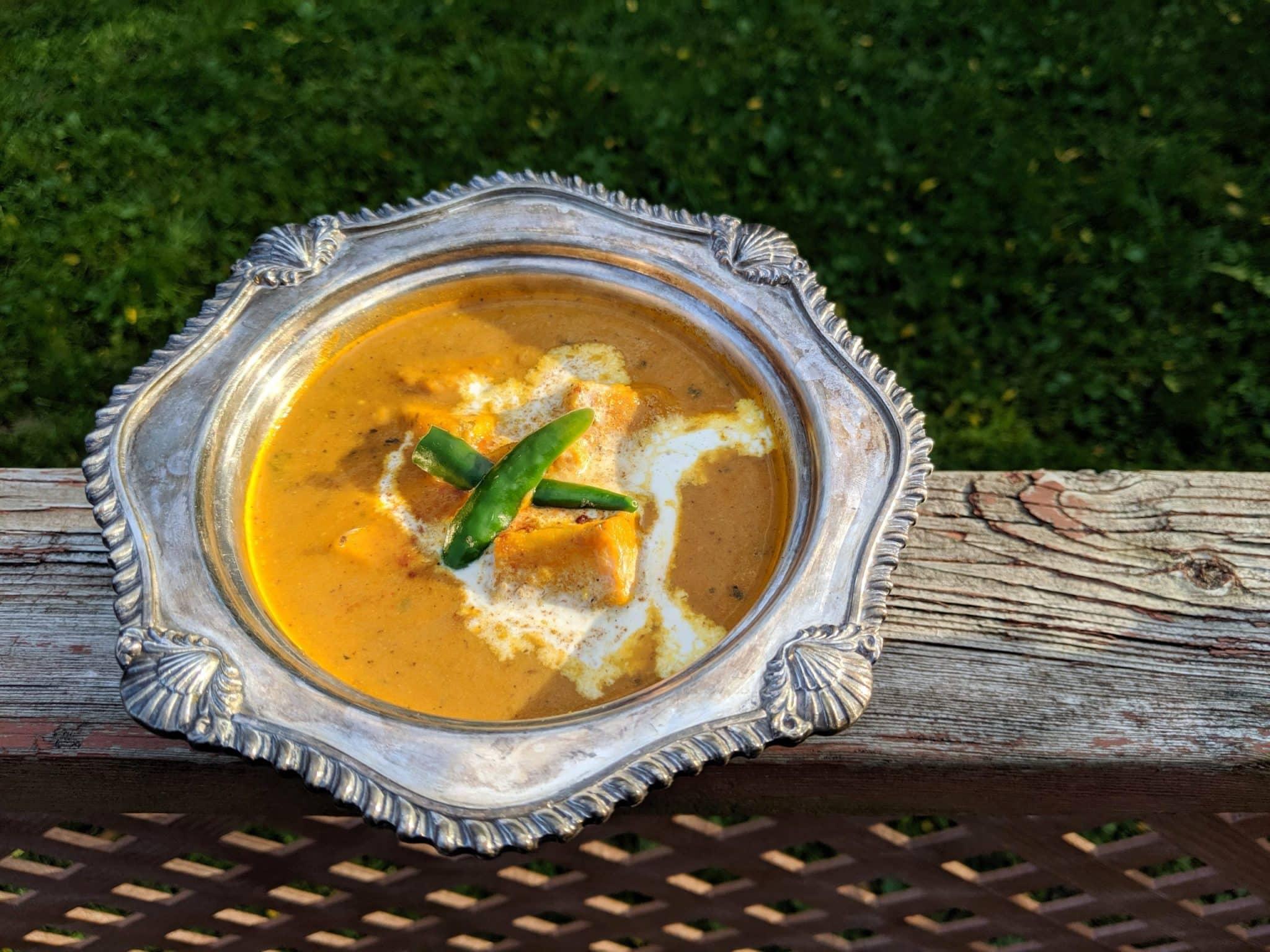 Paneer Makhani Recipe | Indian vegetarian recipe Maple and Marigold.com