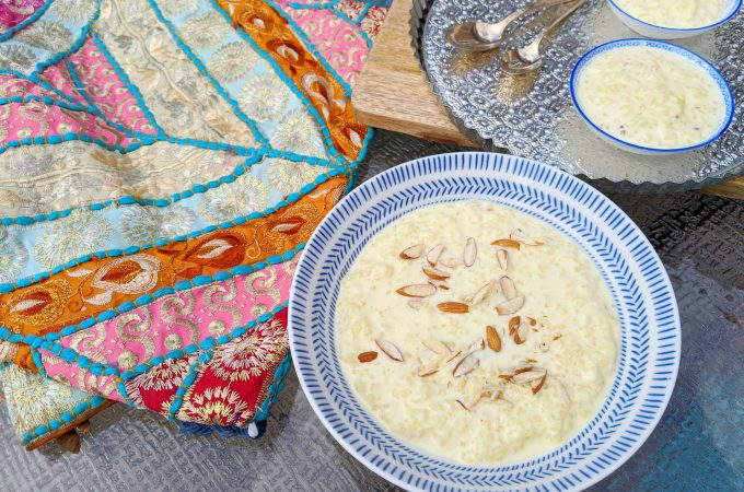 Rice Kheer Recipe | Indian Desserts | Maple and Marigold