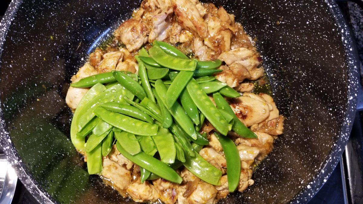 Honey Ginger Chicken | Easy Chicken Recipe | Maple and Marigold