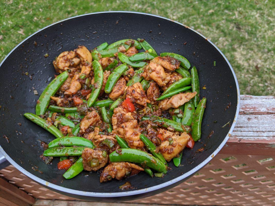 Honey Ginger Chicken | Easy Chicken Recipe for dinner | Maple and Marigold