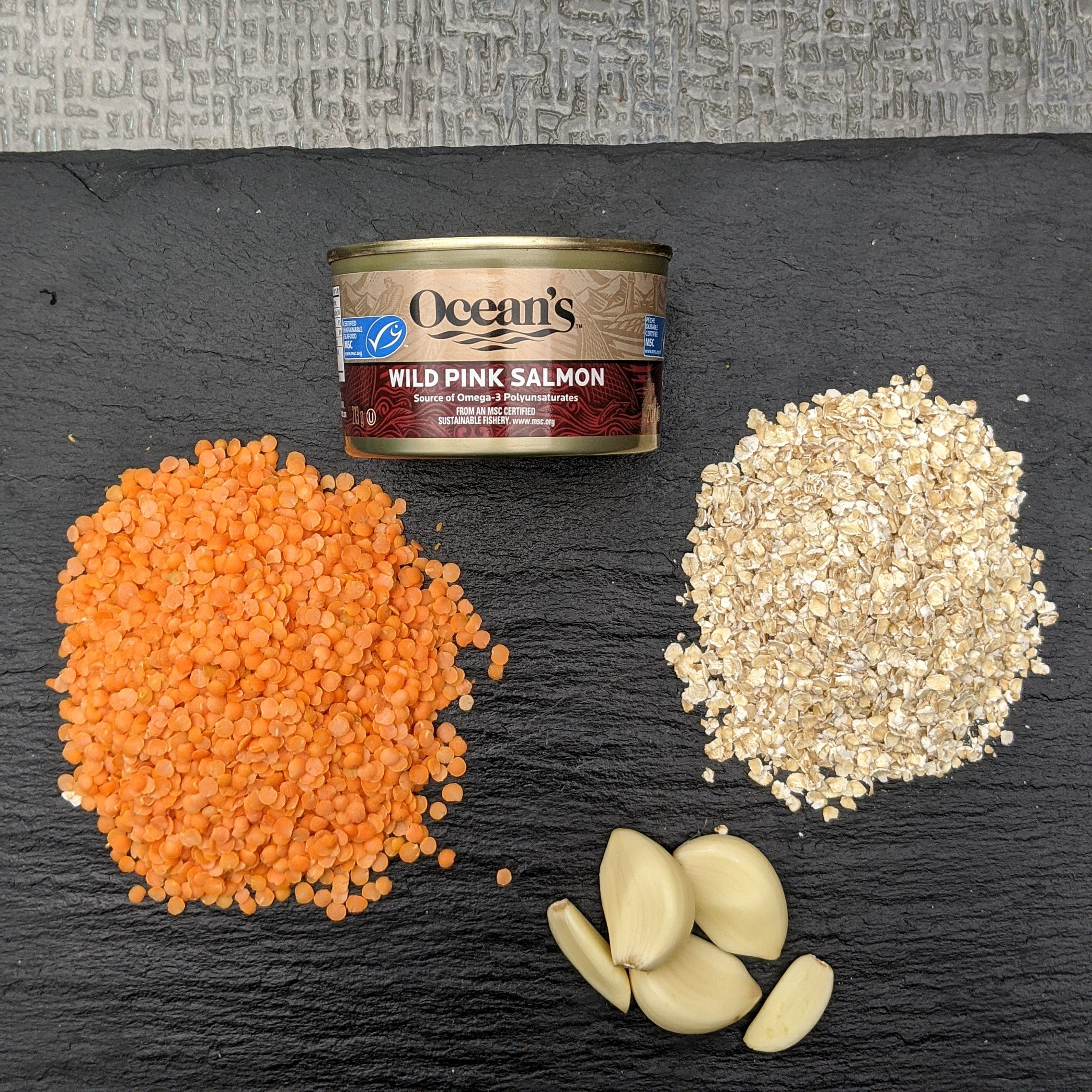 Canned Fish with Lentils |Maple and Marigold