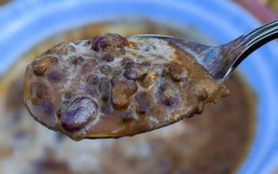 Homemade Black Lentils {Instant Pot Dal Makhani}