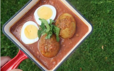 Easy Egg Curry: Weeknight Dinner Made Simple