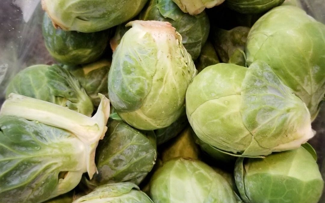 The Healthiest (and most delicious) Way To Cook Brussels Sprouts