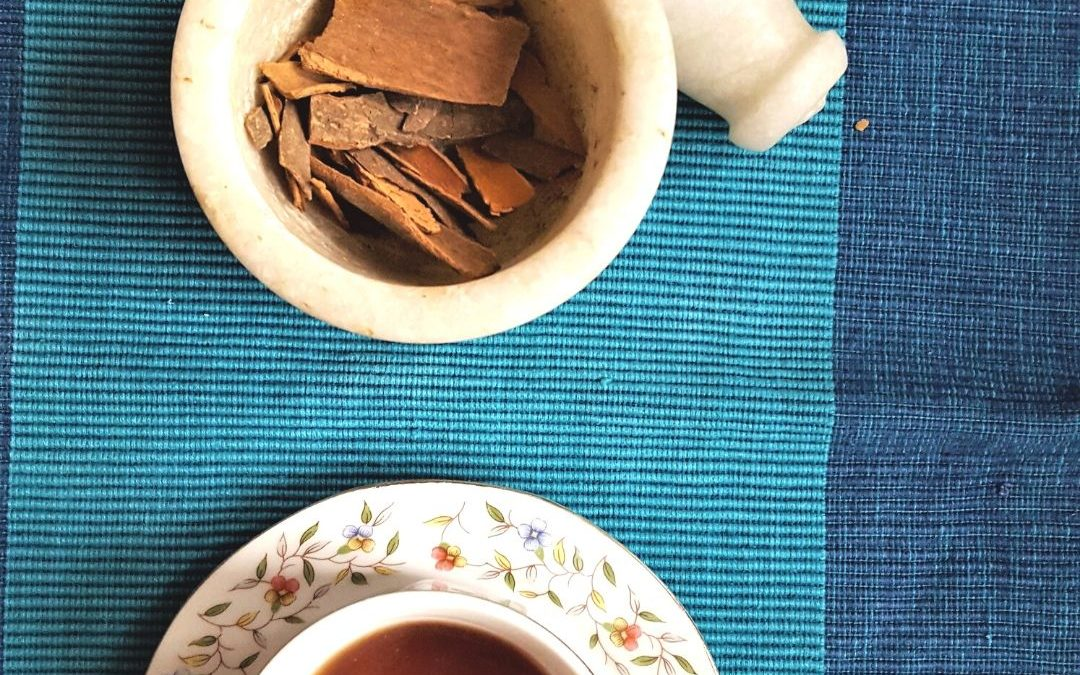 Warming Winter Spices: Traditional Kahwa Recipe