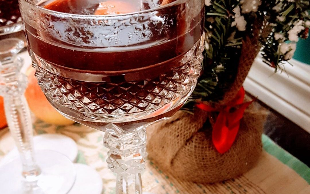 Easy and Mellow Mulled Wine Recipe