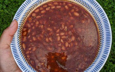 Homemade Baked Beans {Instant Pot Beans}