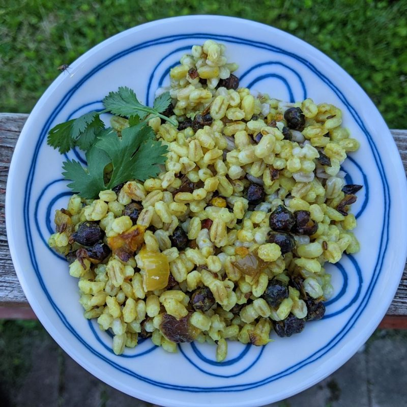Barley Pulao Recipe   Good Mood Foods   Foods that Heal   Maple and Marigold