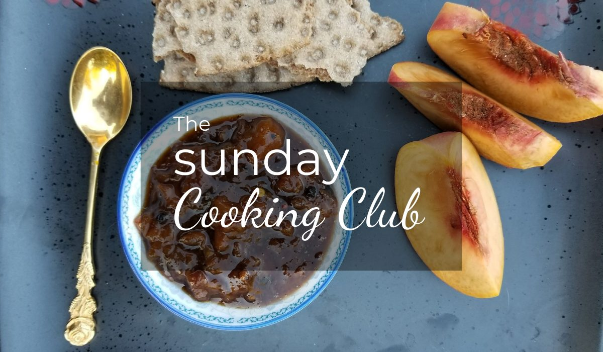 The Sunday Cooking Club | MapleandMarigold.com